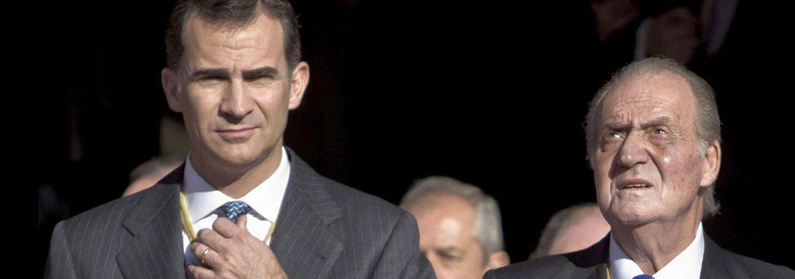 Los hombres del rey: una corte de poder económico y mediático protege a la Corona