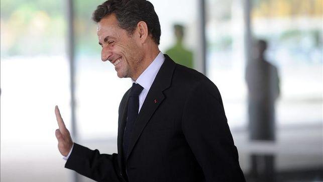 El expresidente de Francia Nicolas Sarkozy.- EFE
