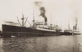 La llegada del Winnipeg al puerto de Valparaíso fue la tarde del 2 de septiembre de 1939, efectuando el desembarco el domingo 3 de septiembre de 1939.