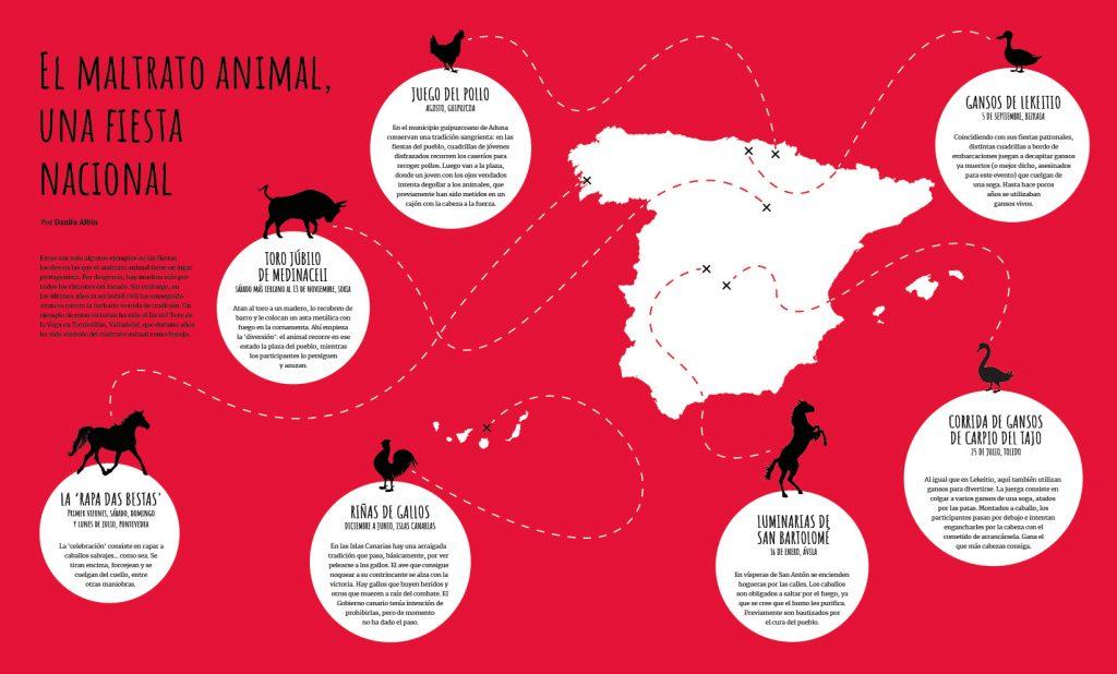 Horror o tradición: así son las fiestas patronales que maltratan animales Centrales-1024x618