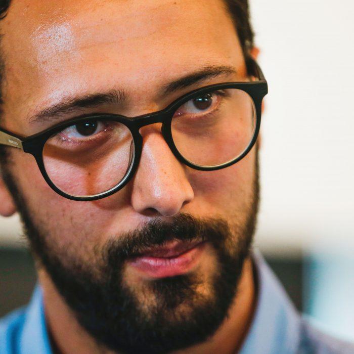 El rapero español Josp Miquel Arenas, alias Valtònyc.- AFP