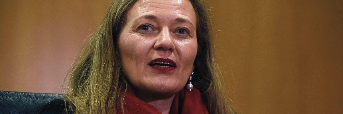 Victoria Rosell, delegada del Gobierno contra la Violencia de Género.- FERNANDO SÁNCHEZ