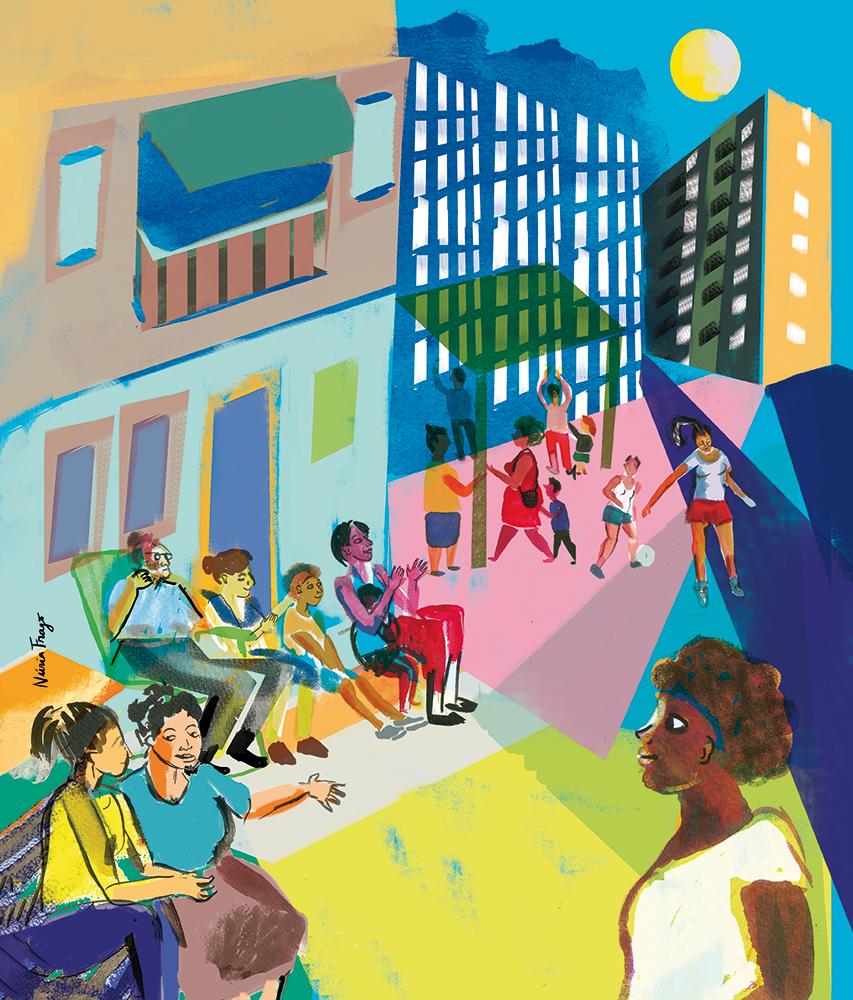 Ilustración de Nuria Frago