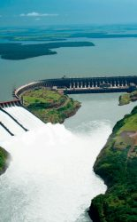 El poder del agua