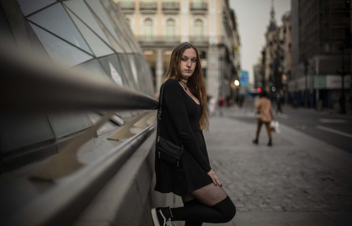 """Lara Ramírez: """"Me retrasaron la operación de vaginoplastia por la pandemia y, la segunda vez que iba a tenerla, me contagié"""".- JAIRO VARGAS"""