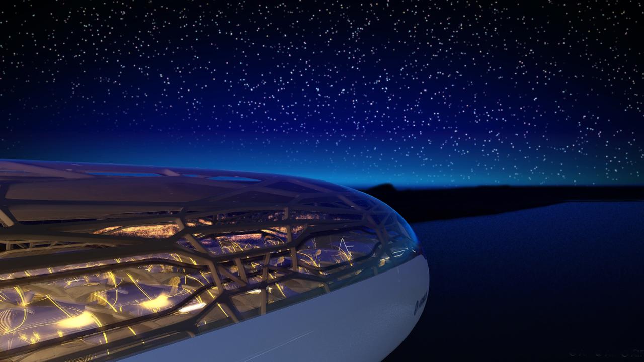 El futuro de los aviones según Airbus