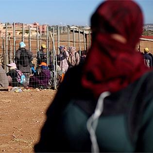La supervivencia de mujeres migrantes en Melilla