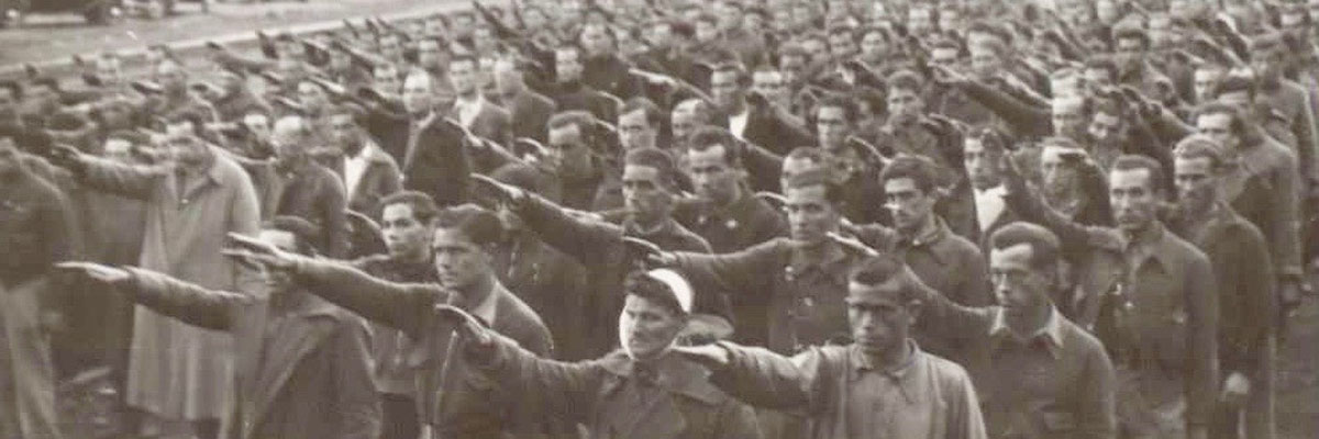 Franco dispuso de, al menos, 296 campos de concentración en todo el Estado. Este es uno de ellos.- BIBLIOTECA NACIONAL