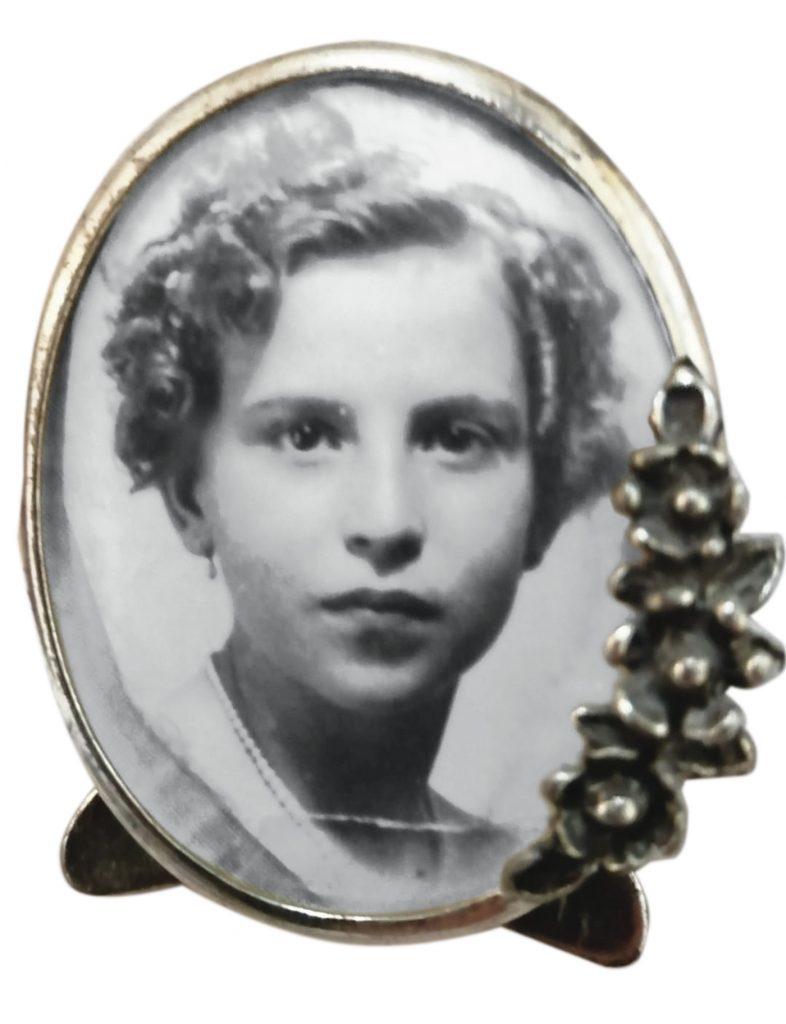Teresa Fernández.- ARCHIVO PERSONAL